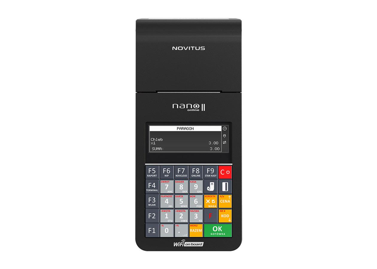 NOVITUS NANO II ONLINE GSM 24